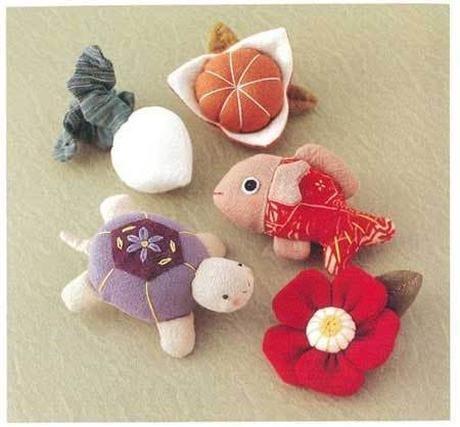 手工布艺小动物饰品 傻傻的可爱(5)图片
