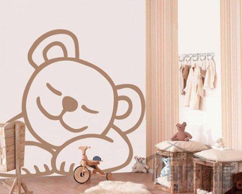 逗趣手绘墙面 留住童年美好时光(4)