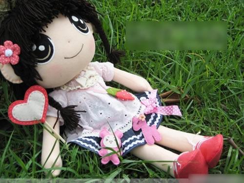 可爱布娃娃 专属可爱女生最爱