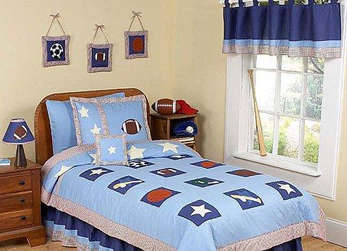 可爱时尚的儿童床品搭配(4)