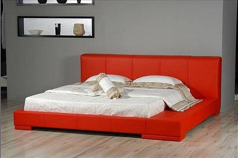 红色系列床 浪漫热情如火(2)