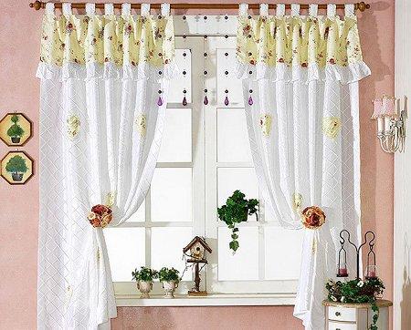 窗帘布置七细节 轻松装扮家居;;