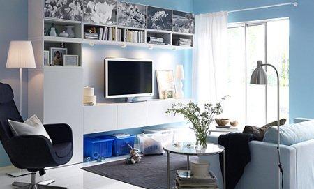 空间利用 小户型客厅设计收纳五步