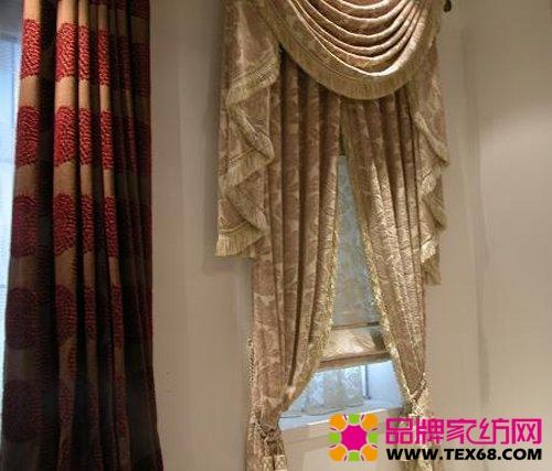 腾川布老虎窗帘展示(6)