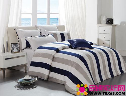 艾莱依家纺床品融合浪漫元素