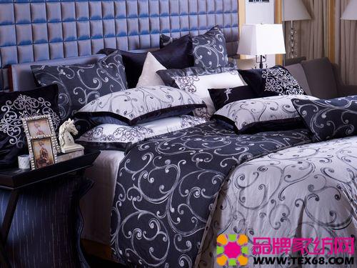 欧式古典风格设计家纺