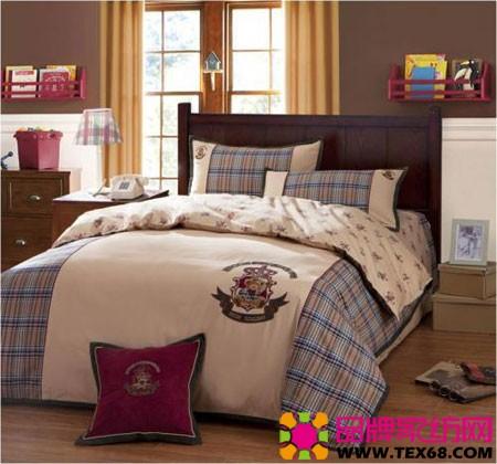 罗莱儿童床品成首选童年礼物-品牌家纺网