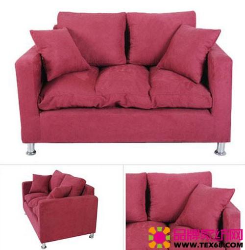 潮流家具 > 正文  这款经典的日式小沙发简约时尚,舒适柔软,亚麻绒布