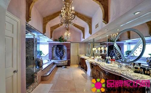 布兰妮1000万美元欧式豪宅展示图片