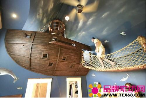 海盗船造型设计
