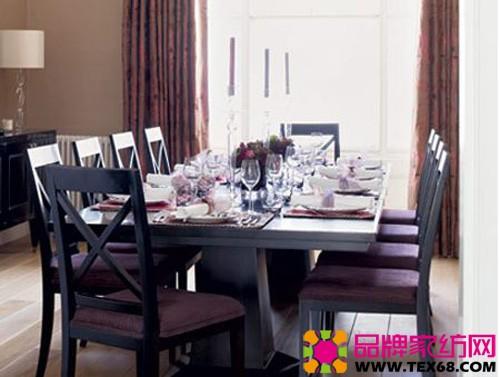 沙发挨着餐桌怎么设计