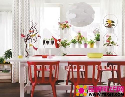 餐桌软装搭配图片
