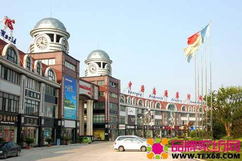 叠石桥国际家纺城和著名侨企江苏安惠生物科技有限公司,实地了解南通