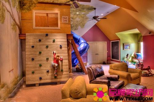 缔造室内游乐园