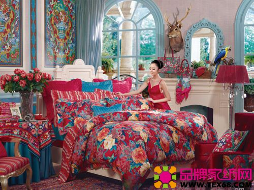 在2014年富安娜婚庆产品的设计中,除了工艺和艺术上的追求,设计师更将