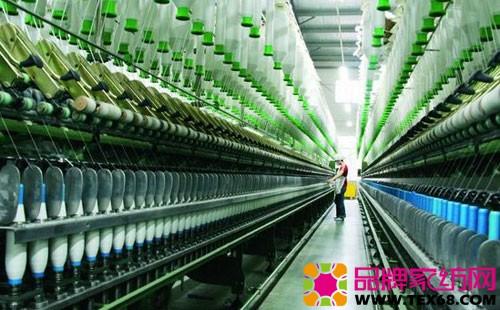 记者19日从中国纺织工业联合