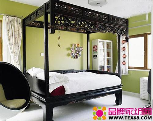 床 家居 家具 起居室 设计 卧室 装修 500_395