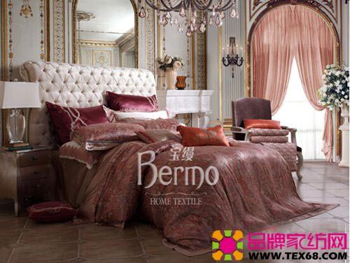 家纺欧式床头背景