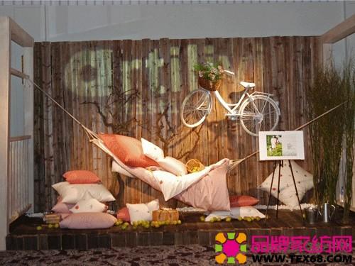 提籁雅家纺玻璃品牌加强陈列制品竞争力产品'终端及模具设计图片