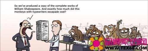 """对于""""无限猴子定理""""不知道大家有没有听说过"""