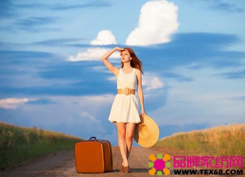 博洋家纺:美女旅行记