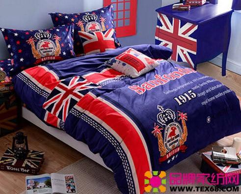 添加圣夫岛logo设计,把床品与品牌相结合,给你品质的保障.