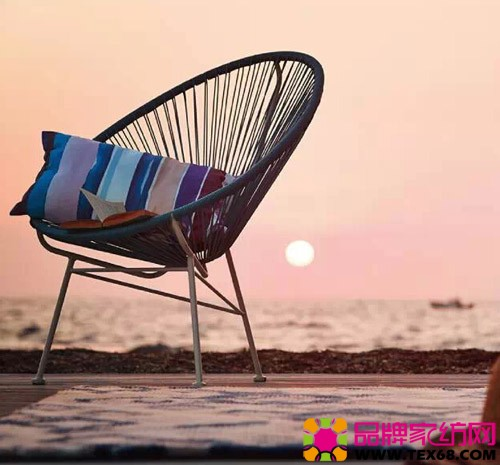 Esprit home 2015新品将海岸风光带回家