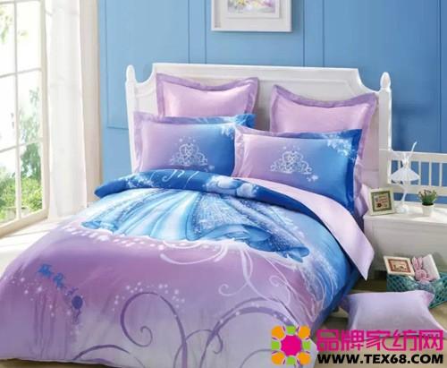 少女卧室装修蓝色