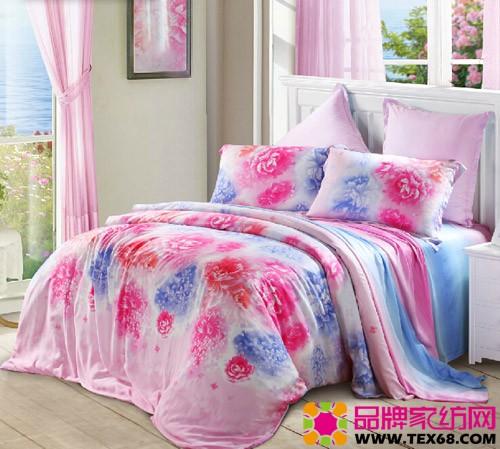 百丽丝韩式清新床品《贝德丽》