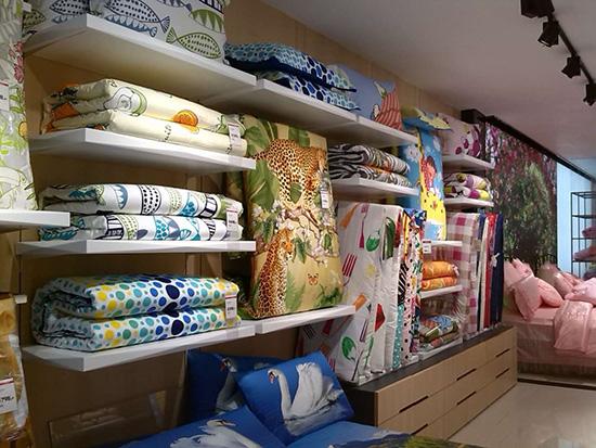 多喜爱家纺与众不同的时尚风