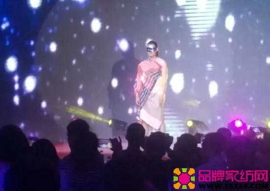 奢华惊艳的T台模特show
