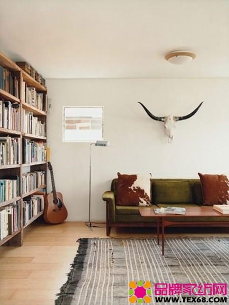 自然客廳裝修風格