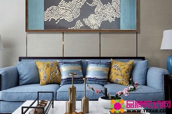 中式典雅美客廳風格