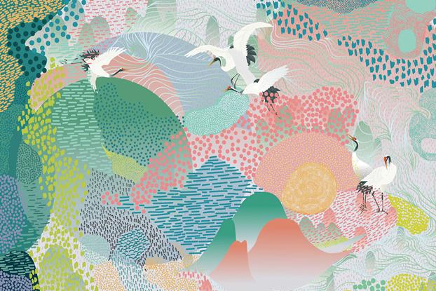 海宁家纺杯·2016中国家纺创意设计大赛获奖作品赏析(一)