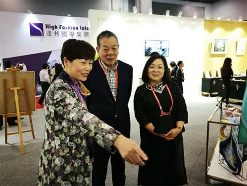 2016第17届丝绸博览会走马观花看展览【图】