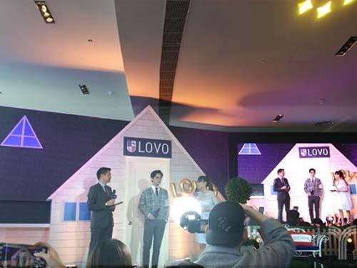 """罗莱生活品牌LOVO携人气偶像杨洋冲击""""双11"""""""