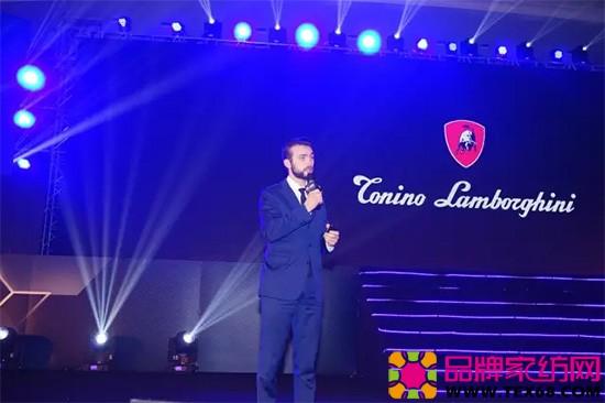 兰博基尼副董事长Ferruccio Lamborghini
