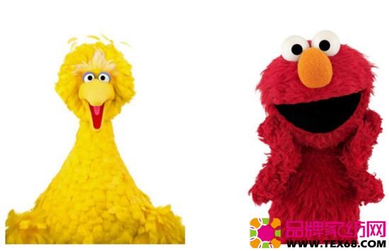 反应有点慢的大鸟、活泼乐观的艾摩 比如里面体型最大,反应有点慢的大鸟、活泼乐观的艾摩,都深受孩子们的喜爱。芝麻街与炫动卡通卫视合作,在中央电视台少儿频道,嘉佳卡通频道,哈哈少儿频道,和炫动卡通卫视上天天播放Following Big Bird, Elmo & Lily。有效地培养儿童天生的好奇心,鼓励科学和实际探索!保守估计:自从芝麻街首次亮相,接触到的儿童(2-7岁)超过2千万,大约中国儿童(2-7岁)总数的22%!所以说,芝麻街是一项很成功的儿童早期教育节目。