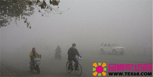 空气污染爆表的时代