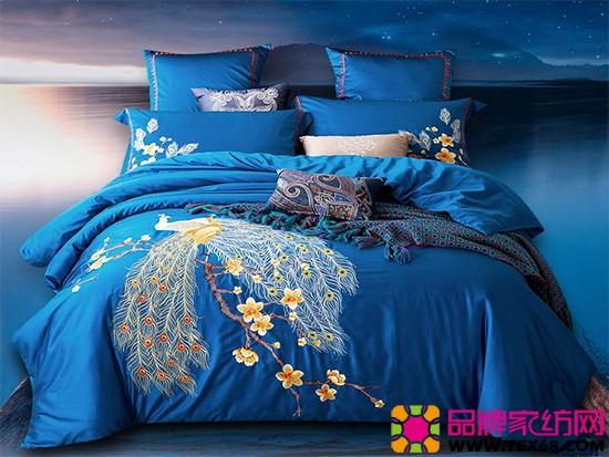 家纺家纺加盟品牌家纺床上用品加盟
