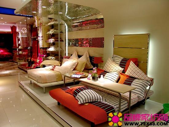 家纺家纺加盟家纺品牌店