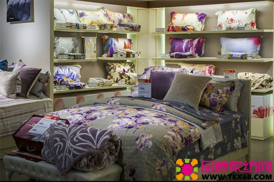 家纺加盟开店