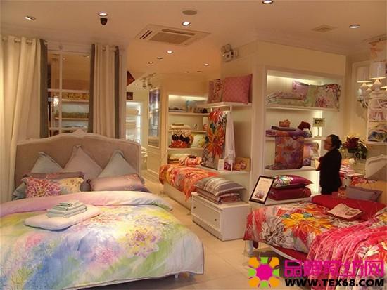 家纺品牌店陈列