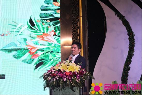 凯盛家纺董事长徐瑞鹏率先亮相,分享公司未来战略