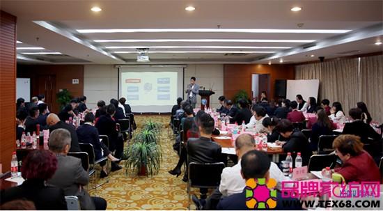 莱科项目执行总裁-洪爱芳先生,科技健康家纺行业的开拓者