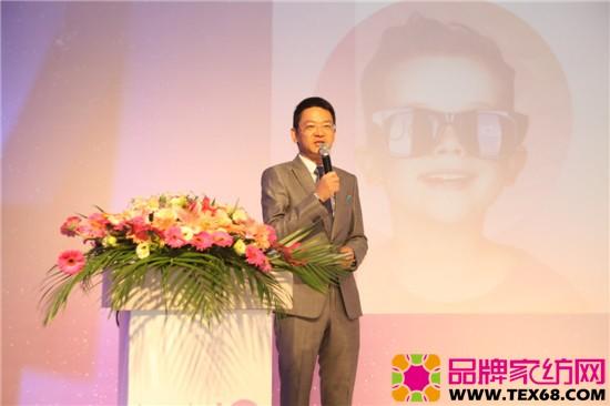 罗莱集团副总裁薛嘉琛先生市场分析