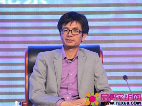洁丽雅集团董事长品牌运营总监黄海南