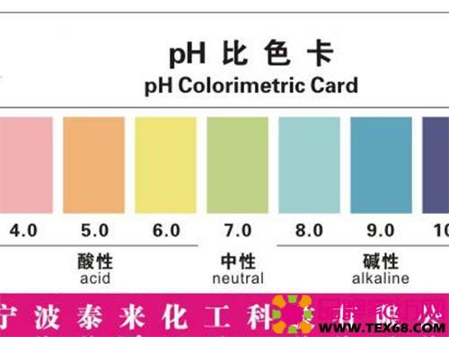 宁波纺织品pH值的测定能力验证再次获认可