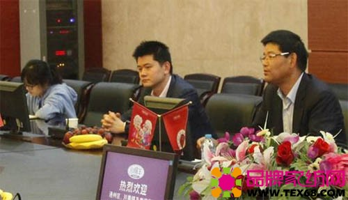 采访上海小绵羊实业有限公司总裁助理黄锴