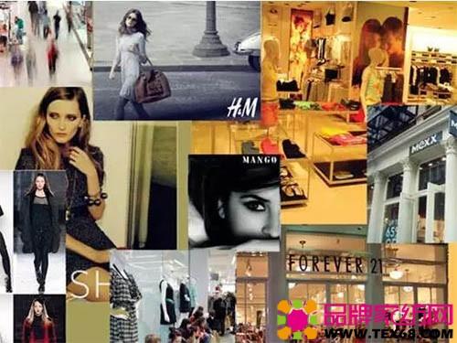 12大国际知名快时尚品牌